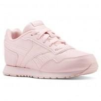 Reebok Royal Glide Shoes Girls Cb-Practical Pink (103WXULC)