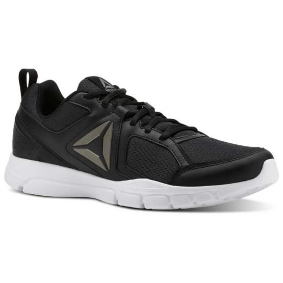 Reebok 3D FUSION TR Training Shoes For Men Black/White (106VJXDR)