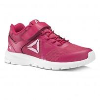 Reebok Rush Runner Running Shoes For Girls Rose/Light Pink (111WFXEA)