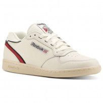 Reebok ACT 300 Shoes Mens Chalk/Paperwht/Collegiate Navy/Excellent Red (115AGHMX)