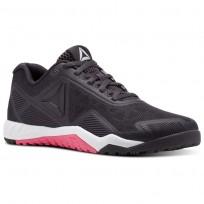 Reebok ROS Workout TR 2.0 Training Shoes Womens Purple/Smoky Volcano/White/Acid Pink (121VUEWG)