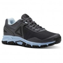 Reebok Ridgeride Trail 3.0 Walking Shoes For Women Grey/Blue/Black (125YEJOG)