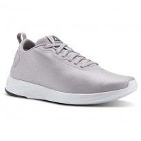 Reebok Astroride Walking Shoes For Women Grey/White (128ABQVN)