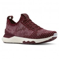 Reebok Floatride 6000 Lifestyle Shoes Womens Rustic Wine/Twisted Berry/Lavendar Luck/Chalk (136HIUSG)