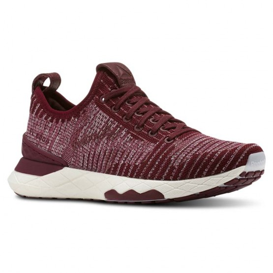 Reebok Floatride 6000 Lifestyle Shoes For Women Deep Red (136HIUSG)