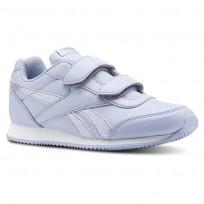 Reebok Royal Classic Jogger Shoes For Girls White (139JLPUZ)