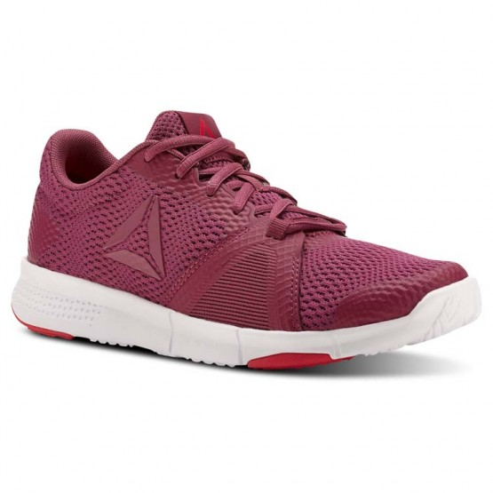 Reebok Flexile Training Shoes Womens Twisted Berry/Infused Lilac/Twisted Pink/Wht (161NEJQA)