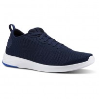 Reebok ASTRO WALK 60 Walking Shoes Mens Collegiate Navy/Vital Blue/White (193TYPNR)