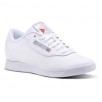 Reebok Princess Shoes For Women White (202IQNAZ)