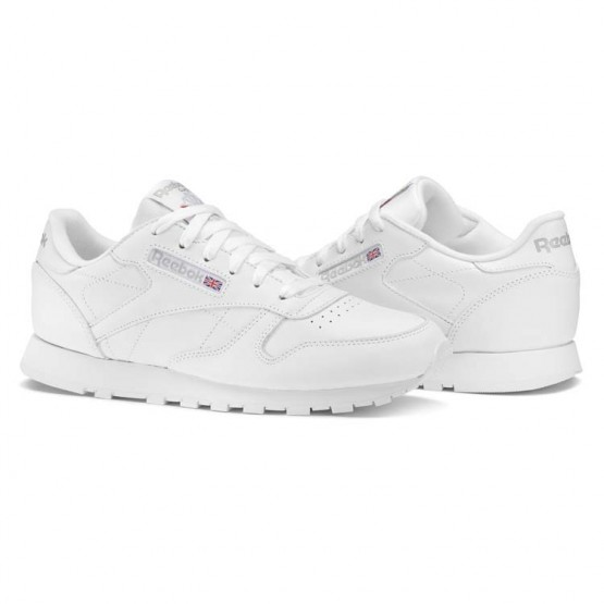 Scarpe Reebok Classic Leather Donna Bianche (206XJOQP)