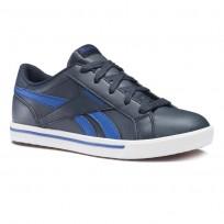 Reebok Royal Comp Shoes For Kids Navy/Blue (211PZSBA)