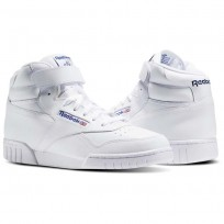 Reebok Ex-O-Fit Shoes Mens Intense White (220ODYJS)