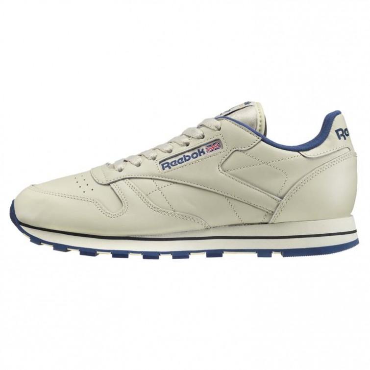 Cheap Reebok Shoes Mens Intense Ecru/Navy