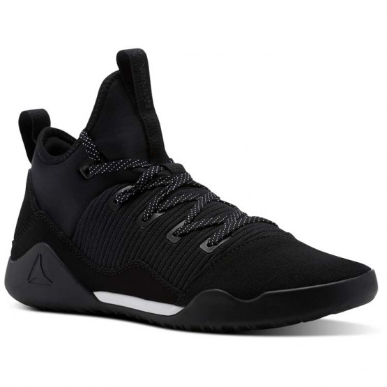 Reebok Combat Noble Tactical Shoes Womens Black/White (237KYPRM)