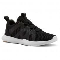 Reebok Reago Training Shoes Womens Coal/Black/Field Tan/Porcelain/Foggy Grey (238WXNLQ)