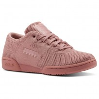 Reebok Workout Shoes For Women Rose/White (257EOHPN)