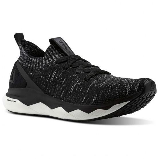 Reebok Floatride RS ULTK Lifestyle Shoes For Men Black/Grey (261YZIKE)