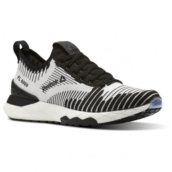Reebok Floatride 6000 Lifestyle Shoes For Women Black/White (267HXZEK)