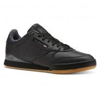 Reebok Phase 1 MU Shoes For Men Black/Grey (296JCNQW)