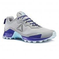 Reebok All Terrain Running Shoes Womens Cool Shdw/Blue Move/Drmy Blue/Dgtl Blue/Shark (300TCNWA)