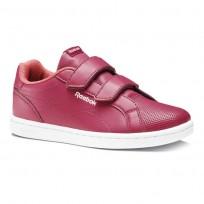 Reebok Royal Comp Shoes For Girls Rose/Pink/White (302QPDWS)
