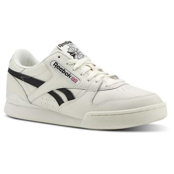 Reebok Phase 1 Pro Shoes For Men Black (302RFLVX)