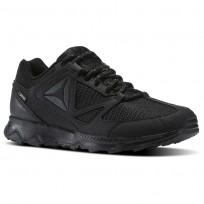Reebok Skye Peak GTX 5.0 Running Shoes Womens Black/Ash Grey/Coal (308SVUGB)