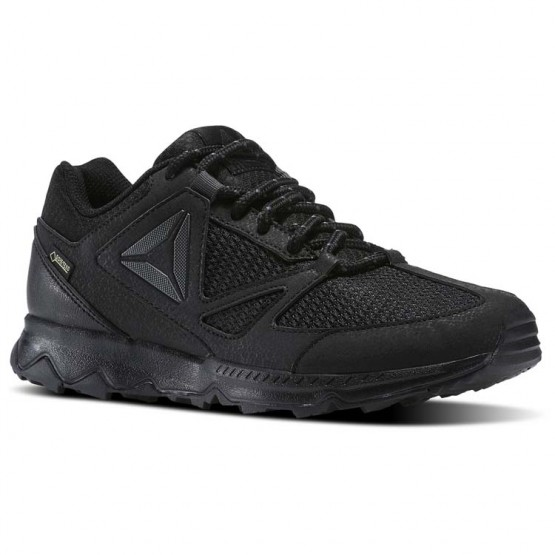 Reebok Skye Peak GTX 5.0 Running Shoes For Women Black/Grey (308SVUGB)