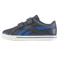 Reebok Royal Comp Shoes For Kids Navy/Blue (312AINMT)