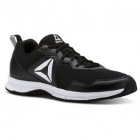 Reebok Express Runner 2.0 Running Shoes Womens Black/White (313TRFAI)