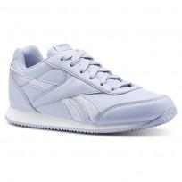 Reebok Royal Classic Jogger Shoes For Girls White (325MYZIS)