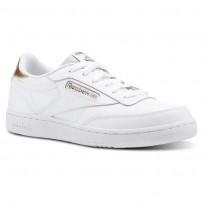 Reebok Club C Shoes For Girls White (336NYCHQ)