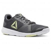 Reebok Flexile Training Shoes For Men Lemon (343AHZIY)