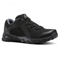 Reebok Trailgrip Walking Shoes For Men Black (372ZIFBG)