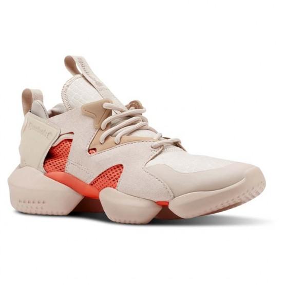 Reebok 3D OP. Shoes For Men Beige/Brown/Pink (385CTEMO)
