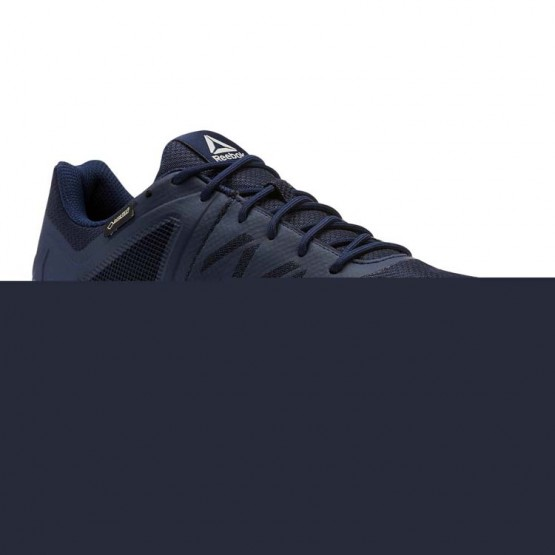 Reebok Astroride Trail Walking Shoes Mens Collegiate Navy/Tin Grey/Vital Blue (403GDOQM)