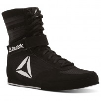 Reebok Boxing Tactical Shoes Mens Black/White (408CUWSM)