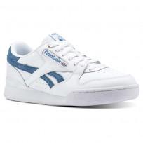 Reebok Phase 1 Pro Shoes Kids Mc-White/Mt Fuji (419DEAWT)