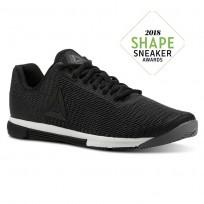 Reebok Speed Training Shoes For Men Black (443CVPEX)