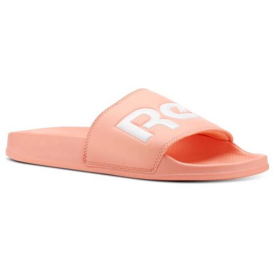 Reebok Classic Slide Shoes Mens Splt-Digital Pink/White (443YNPSX)