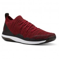 Reebok Ultra Circuit TR ULTK LM Studio Shoes Mens Cranberry Red/Rustic Wine/Black/White (460MPVQR)