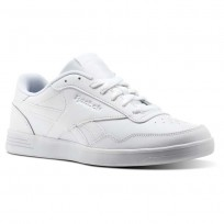 Chaussure Reebok Royal Techque Homme Blanche/Blanche (460SDQVG)