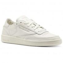 Reebok Club C 85 Shoes For Women White (466QSIOD)