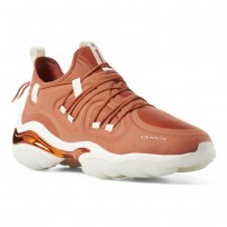 Reebok DMX Series 2000 Shoes Mens Mars Dust/Chalk (470HXPUE)