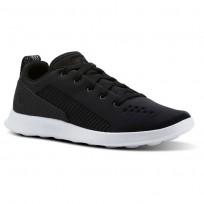 Reebok Evazure DMX LITE Walking Shoes For Women Black/White (491ARESI)