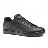 Reebok Royal Complete Shoes For Kids Black/Black (505ULGQJ)