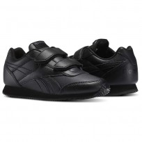 Reebok Royal Classic Jogger Shoes For Kids Black (512YVLAJ)