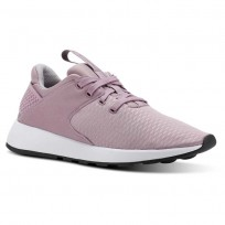 Reebok Ever Road DMX Walking Shoes For Women Lavender/White (533TOUPV)