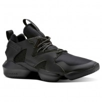 Reebok 3D OP. Shoes Mens St-Black/Ash Grey/Digital Pink/White (534FJTGM)