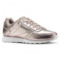 Reebok Royal Schuhe Damen Rosa Gold/Weiß/Rosa/Rosa (535SIQRK)